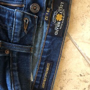 Lucky jeans 29x32